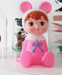 SPARBÖSSA Woodland Doll