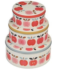 KAKBURKAR 3pack Vintage Apple