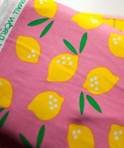 METERVARA Babycord Lemon Drop